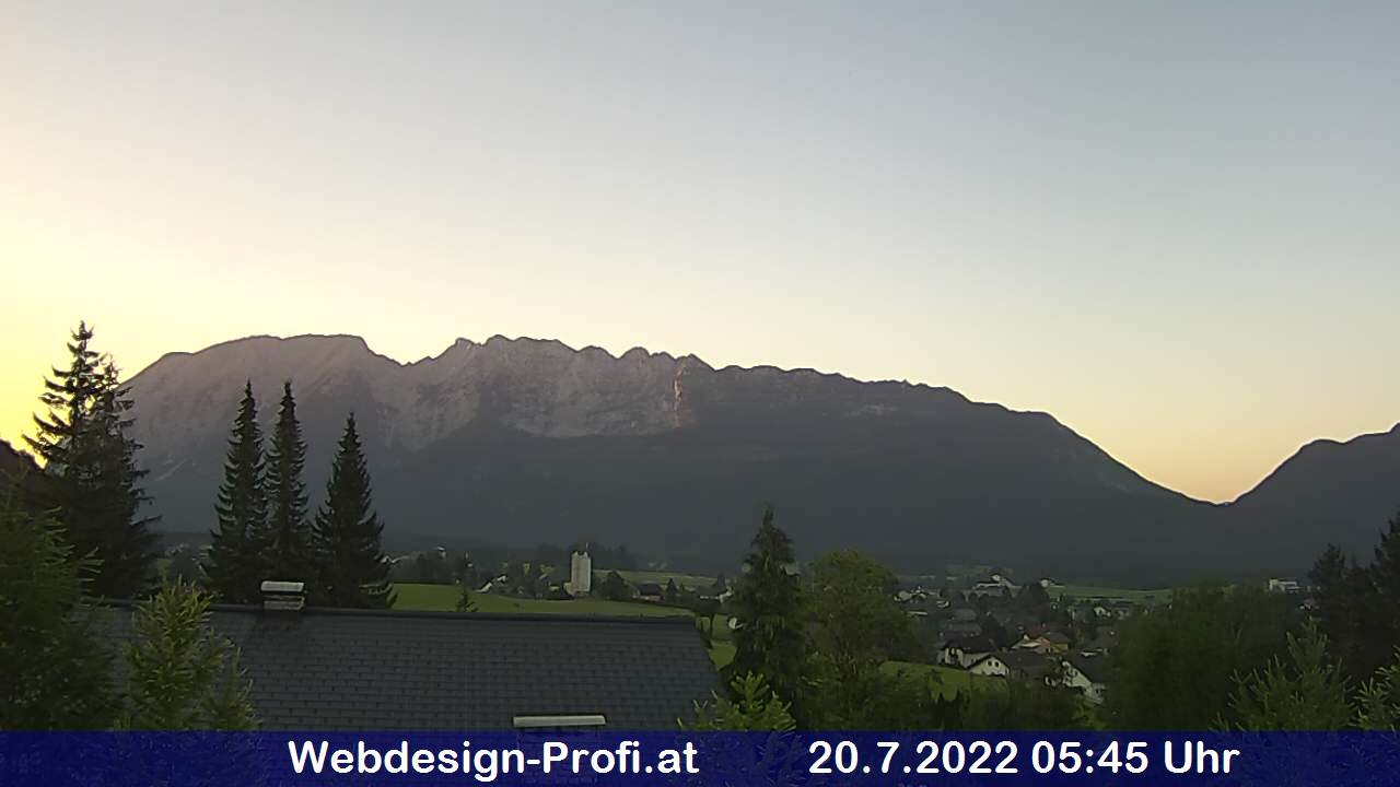 Webcam Bad Mitterndorf Bergheimat
